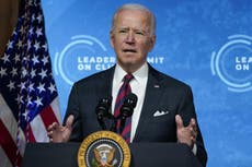 White House defends Biden's trip to UK as travel restrictions remain for Americans