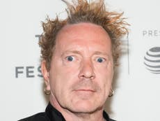 John Lydon compares contract in Sex Pistols dispute to 'slave labour'