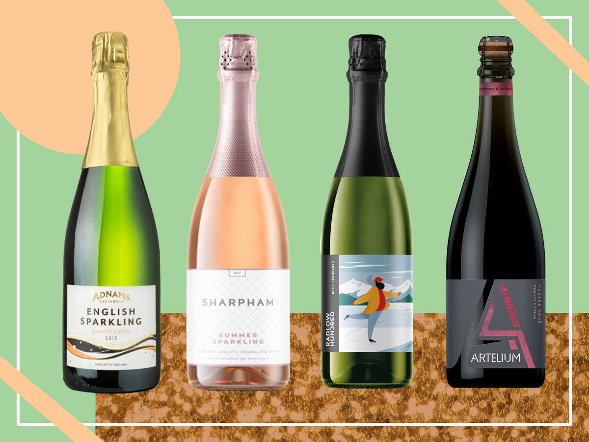 15 best English sparkling wines to toast special occasions with