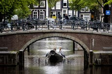 When will Amsterdam be on the green list?