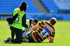 Joe Launchbury: England lock ruled out of British and Irish Lions tour