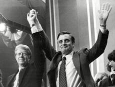 Walter Mondale: US vice president who quietly redefined his role