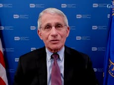 Fauci slams Senator Ron Johnson for questioning why US should vaccinate everyone
