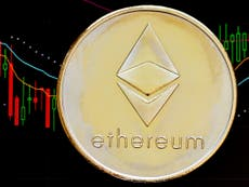What's going on with ethereum? Cryptocurrency's meteoric price rise is outpacing bitcoin 3-to-1 in 2021