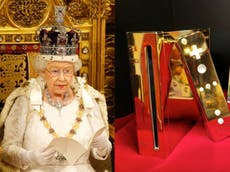 Gold Nintendo Wii made for Queen Elizabeth is available to purchase for $300,000