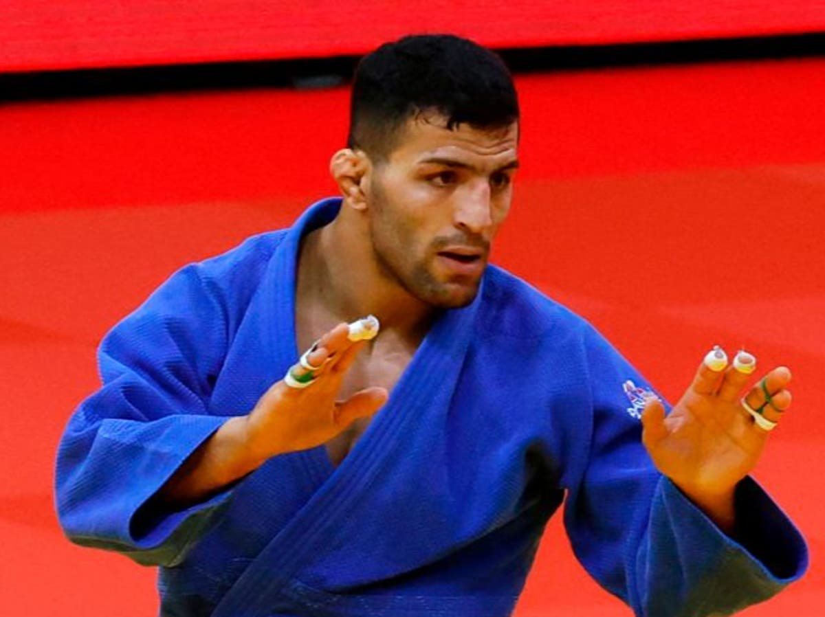 Iranian defector wins judo silver for Mongolia and dedicates Olympic medal to Israel