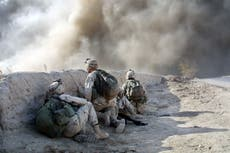 Why did US leave Afghanistan and how much did America spend?