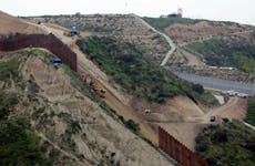 Homeland Security to repair damage created by border wall