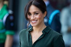 Meghan Markle wins copyright claim against Mail on Sunday owners over publication of 'private letter'