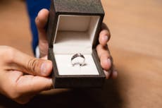Tiffany & Co has started selling engagement rings for men