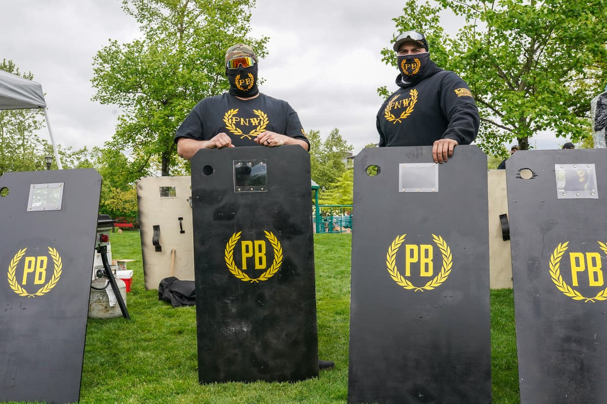 Proud Boys Canada dissolves, with leaders claiming it was 'never a white supremacist group'