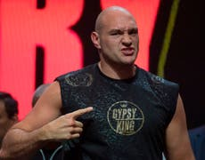 Tyson Fury 'frustrated' by Anthony Joshua delay as fight negotiations continue, trainer Andy Lee says