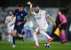Chelsea vs Real Madrid predicted line-ups: Team news ahead of Champions League fixture tonight