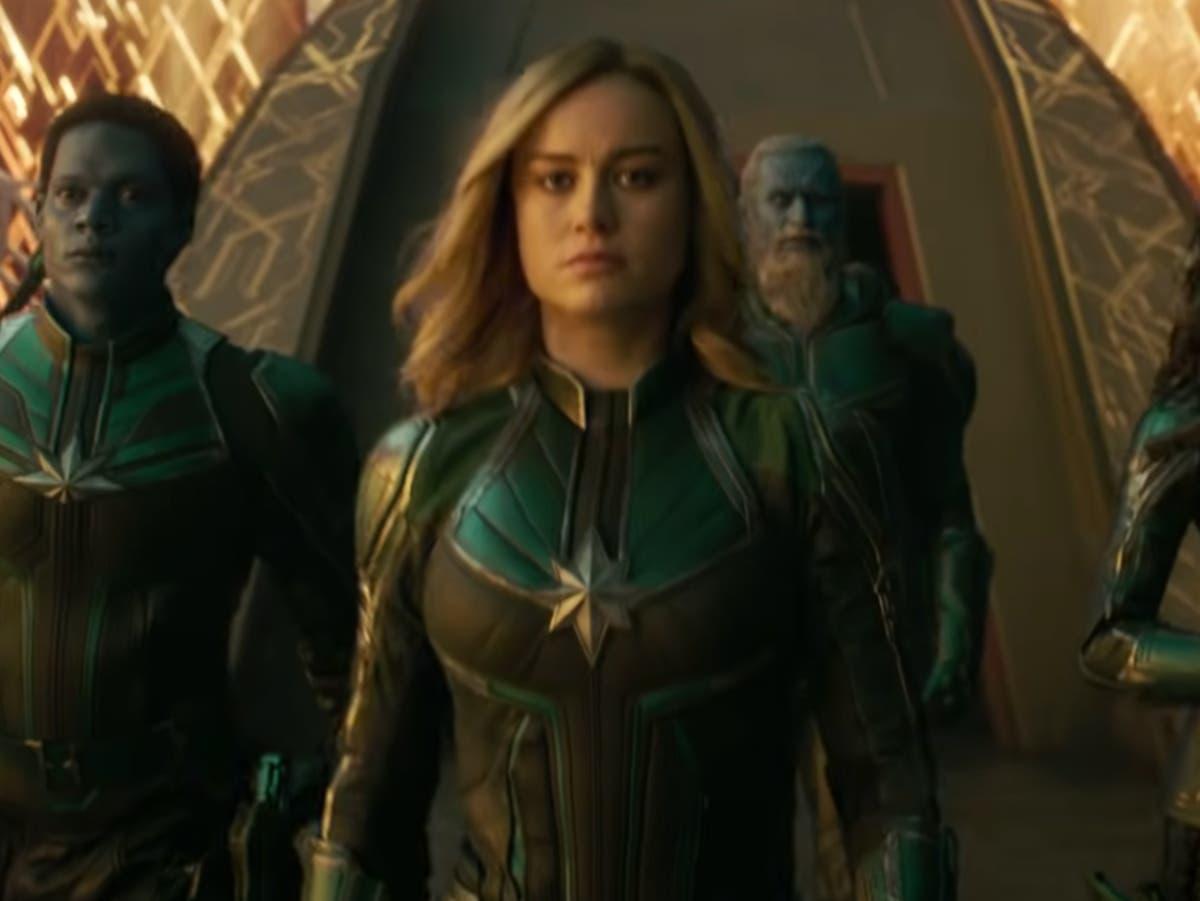 Captain Marvel sequel title revealed