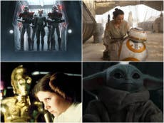Star Wars Day: Everything you can watch on Disney+