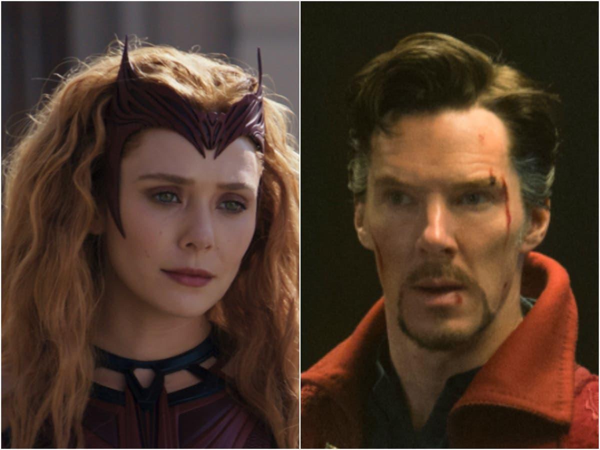 Doctor Strange was cut from WandaVision finale to avoid having 'white guy' saviour