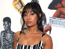 Little Mix star Leigh-Anne Pinnock says she was 'scared to lose fans' over speaking out on racism