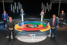 Scottish election: How the leaders did in their last debate
