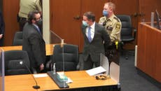 George Floyd: Derek Chauvin and three ex-officers indicted on federal civil rights charges