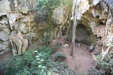 Archeologists discover evidence of earliest known human burial in Africa