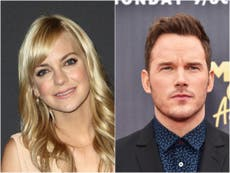 Anna Faris says she 'ignored warning signs' in marriage to Chris Pratt