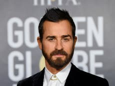 Justin Theroux reflects on being hit by a van: 'I couldn't remember my name'