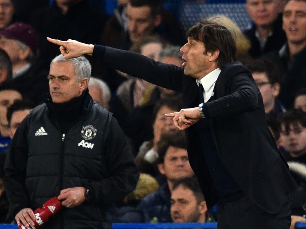Antonio Conte calls Jose Mourinho's Serie A return 'great news for everybody'