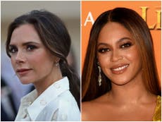 Victoria Beckham claims Beyoncé told her the Spice Girls made her 'proud to be a girl'