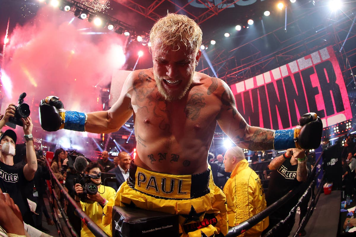 Jake Paul claims Conor McGregor fight in 2022 is 'very realistic'