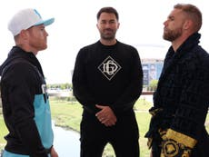When is Canelo vs Saunders, how can I watch it in the UK and who is going to win?