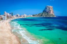 What are the rules for travelling to Spain and will it stay on the amber list?