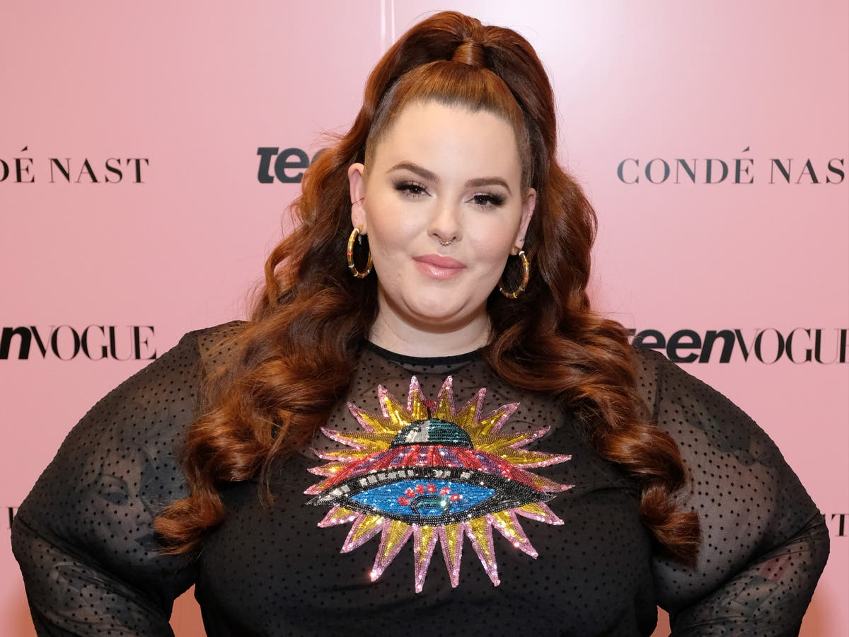 Tess Holliday opens up about response to anorexia diagnosis