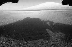 Some volcanoes on Mars may still be active, giving warmth to potential sub-surface life, scientists say