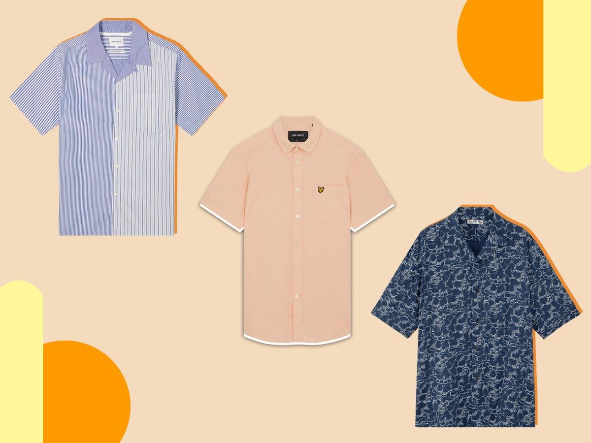 9 best summer shirts for men: Update your wardrobe now