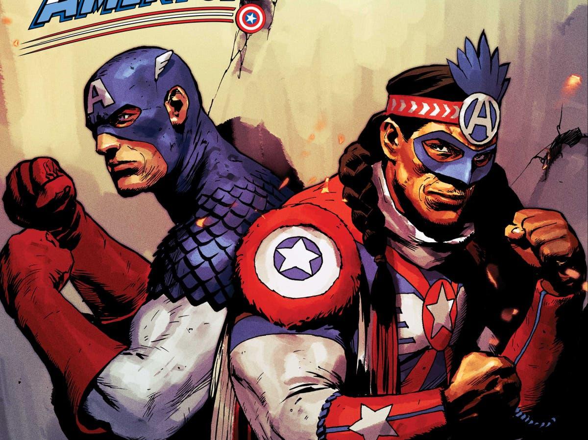 Marvel Comics announces first Native American Captain America
