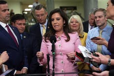 Elise Stefanik: From moderate to Trump favourite, who is the rising GOP star expected to topple Liz Cheney