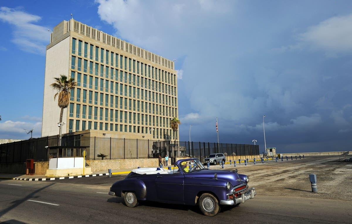 'Havana Syndrome' victims tore into secretary of state, verslag sê