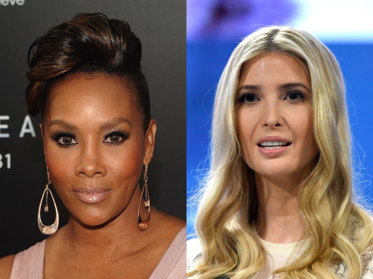 Ivanka Trump made 'racial insult' on Celebrity Apprentice, claims star Vivica A Fox