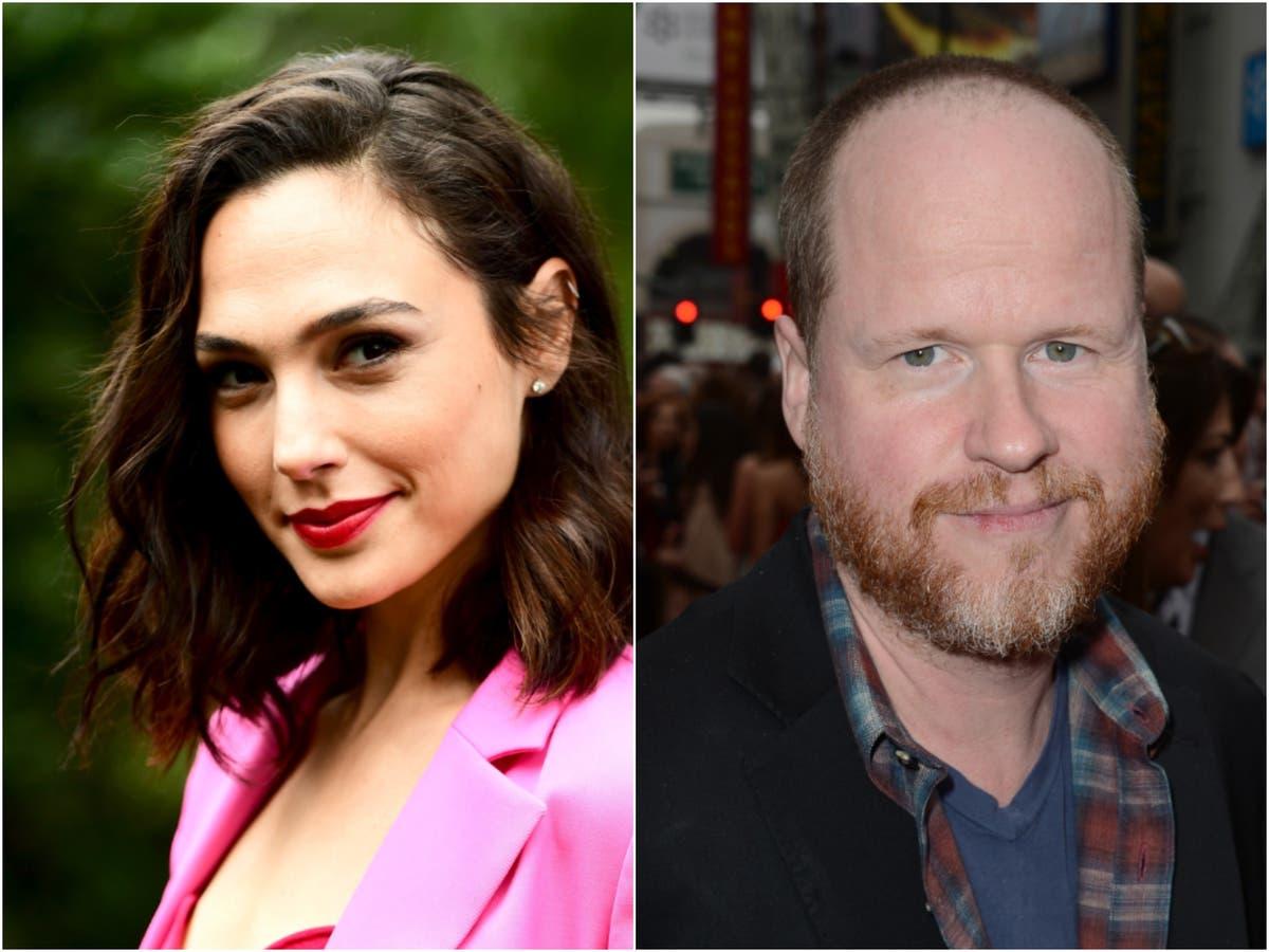Gal Gadot says she felt 'dizzy' after Joss Whedon 'threatened her on set'