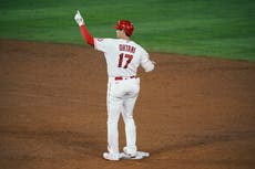 Shohei Ohtani making history with 2-way success for Angels