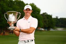 Rory McIlroy feeling 'awesome' after breaking 18-month drought on PGA Tour at Quail Hollow
