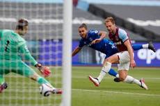 West Ham and Everton revel in newfound hope in quest to gatecrash Europe's elite