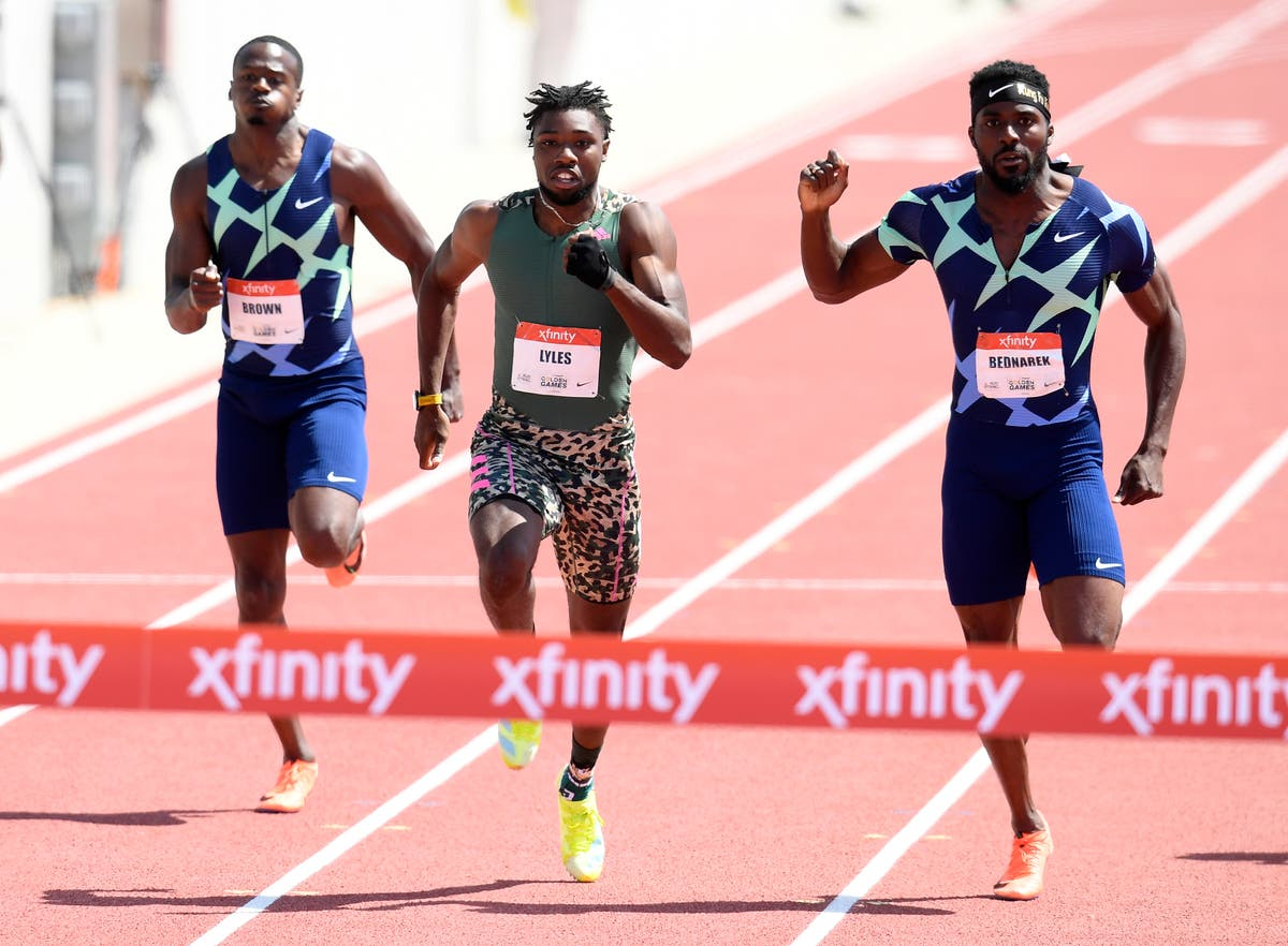 When is Olympic 200m final and who will win men's race?