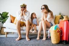 目的地が赤または琥珀色のリストにある場合、どうすれば休日の払い戻しを受けることができますか?