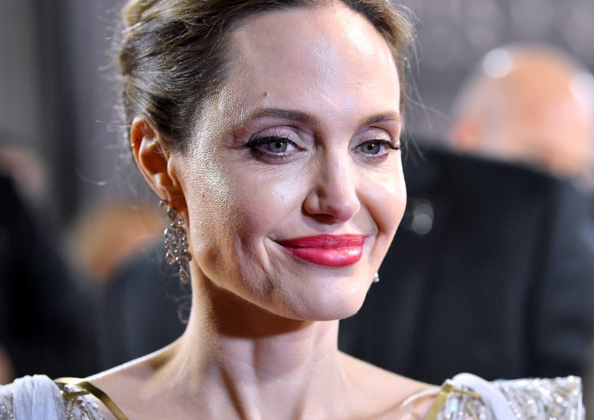 Angelina Jolie breaks Rupert Grint's Instagram record