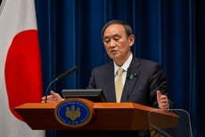Olimpiese Spele in Tokio: I have never put Games before people, says Japanese prime minister amid Covid surge