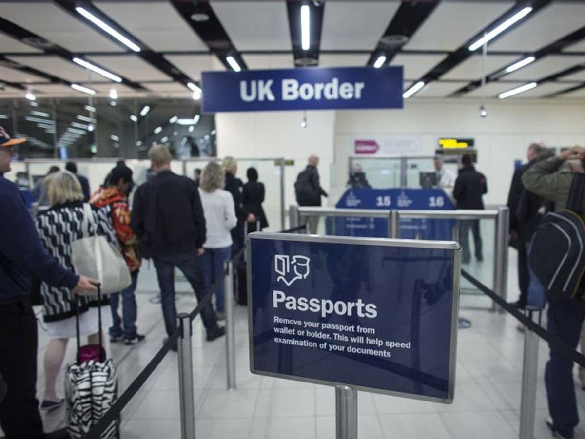 Detention of EU nationals in UK 'source of concern', says EU Commission