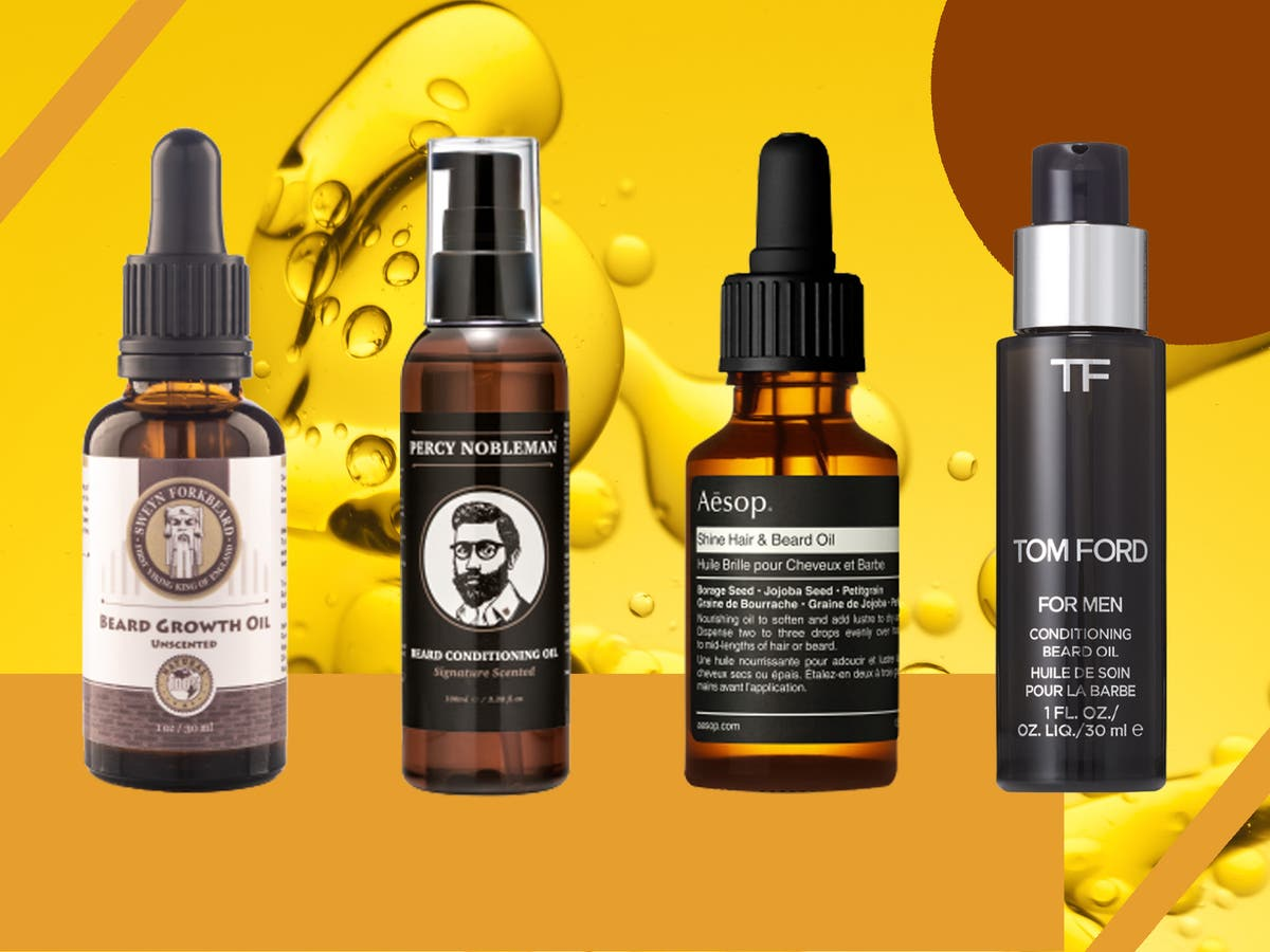 13 best beard oils for keeping your facial hair in check