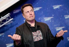 Bitcoin price crash – live: Crypto market value tumbles as Elon Musk voices concern about digital currencies