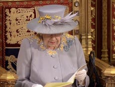 Queen's Speech sets out government plans for laws protecting free speech on university campuses
